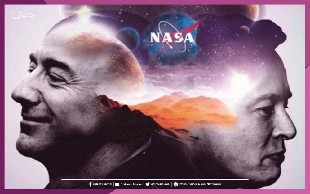 «بيزوس» يتنازل عن ملياري دولار لـ«ناسا» مقابل !!