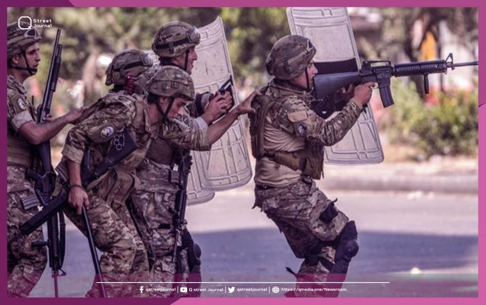 الجيش اللبناني.. عملية مداهمة لمصانع المخدرات في البقاع