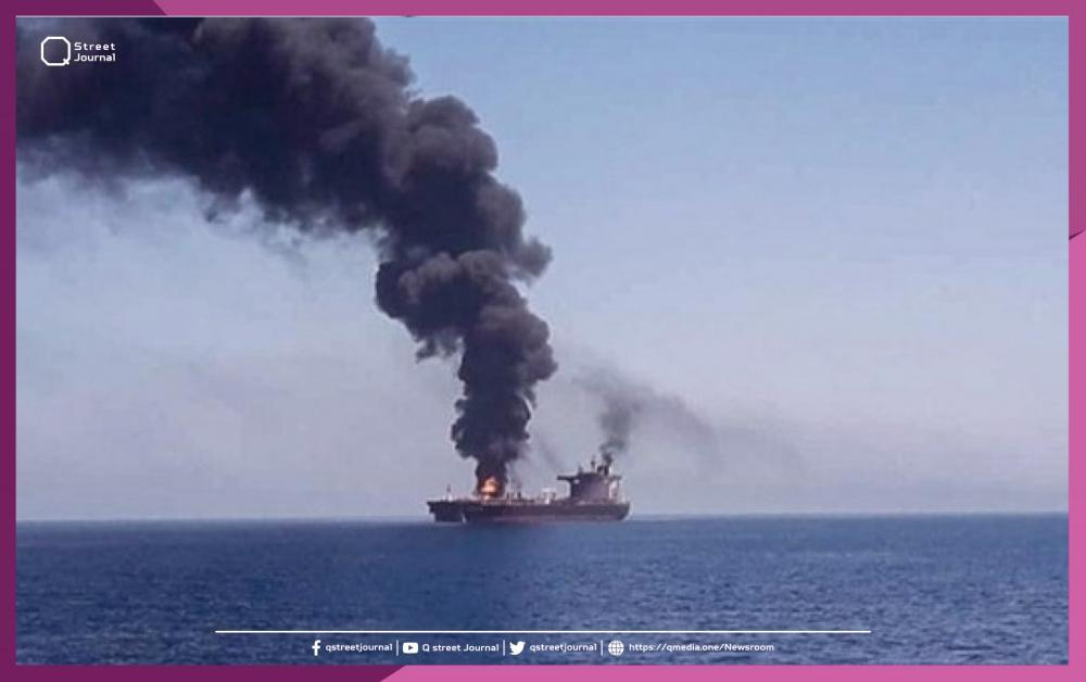 إعلام إيراني: ضرب السفينة الإسرائيلية ردّ على هجوم في سوريا