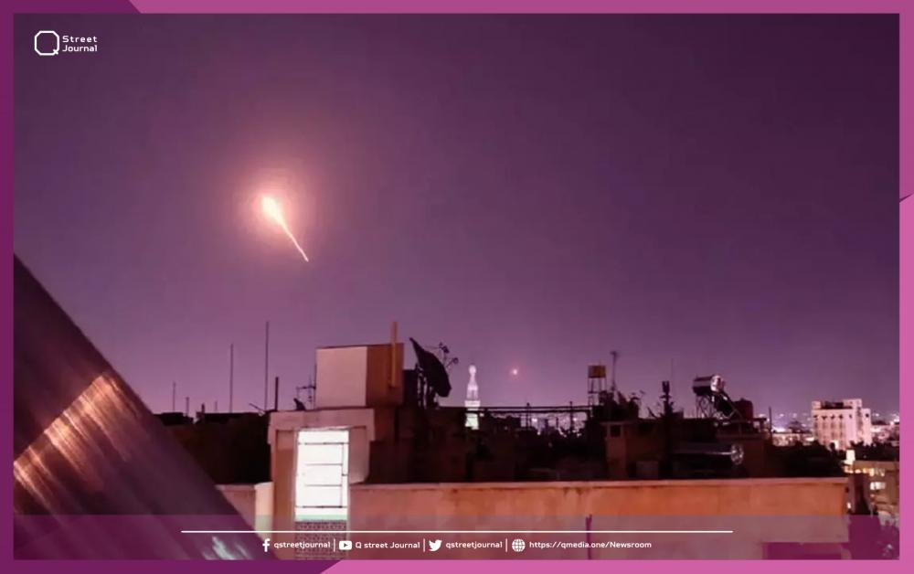 «الاحتلال» يتحدث عن «استعراض» روسي في سوريا !