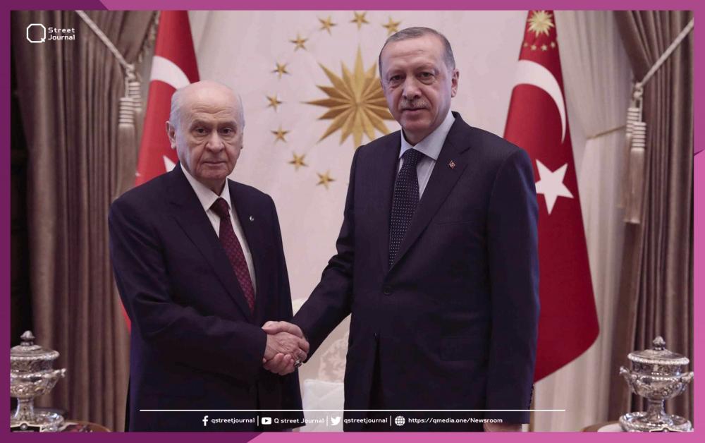 حليف أردوغان ينتقد السوريين الذين يقضون العيد في بلادهم