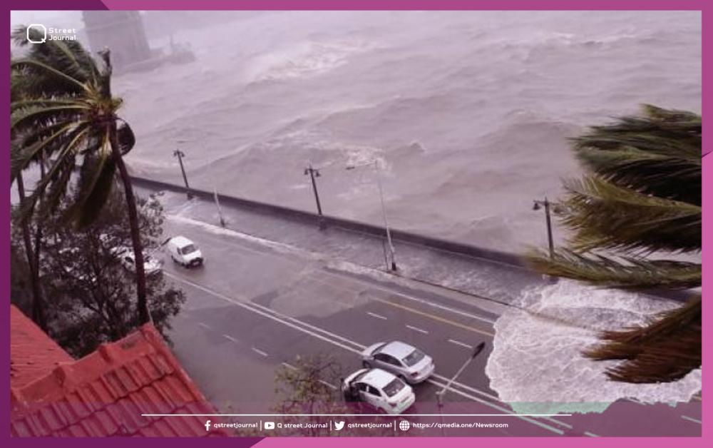 عقب الفيضانات المدمرة.. «إن-فا» في طريقه للصين
