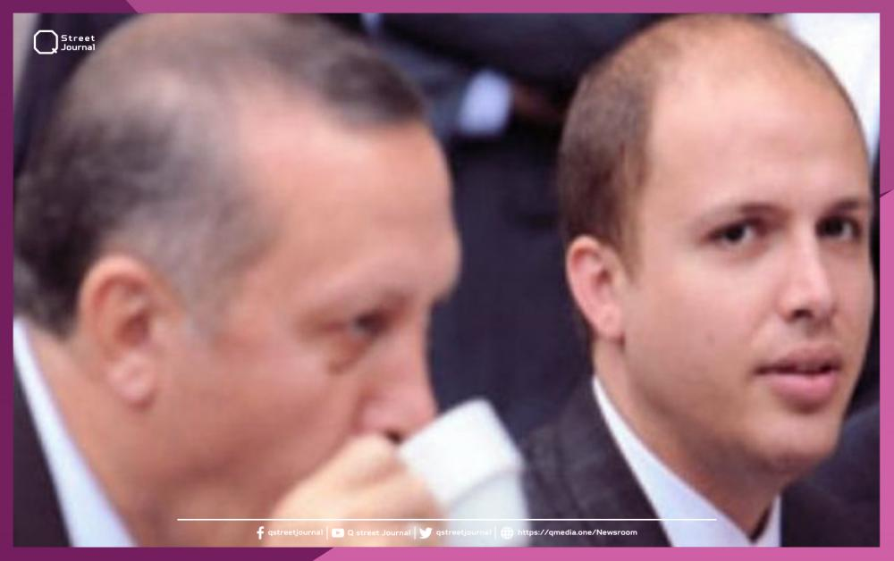 أردوغان يعفي نجله من الضرائب