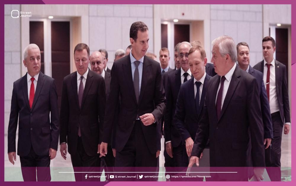 مبعوث بوتين في ضيافة الأسد.. إليكم التفاصيل