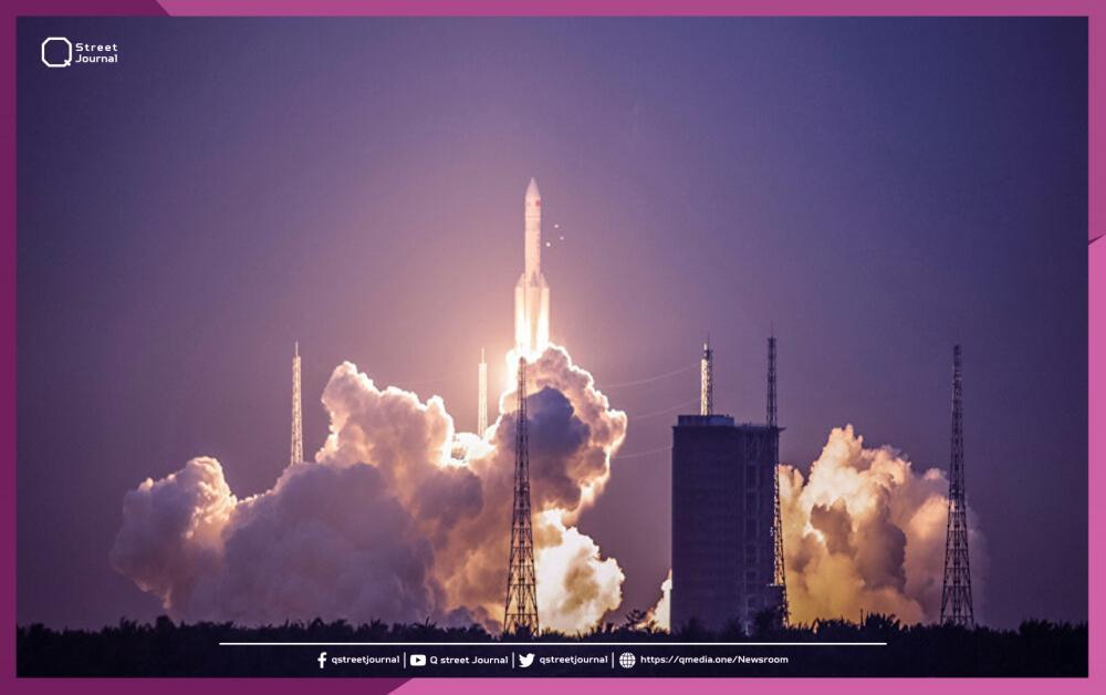 صاروخ صيني قابل لإعادة الاستخدام
