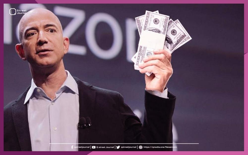 بيزوس يخسر 13،5 مليار دولار من ثروته