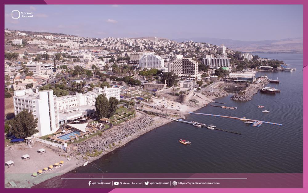 """""""إسرائيل"""" تبيع «الأردن» كميات إضافية من بحيرة طبريا!"""