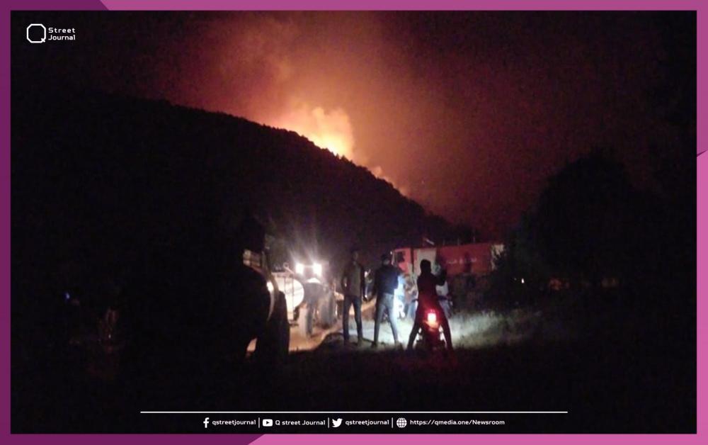 نداءات استغاثة من السكان شمال لبنان