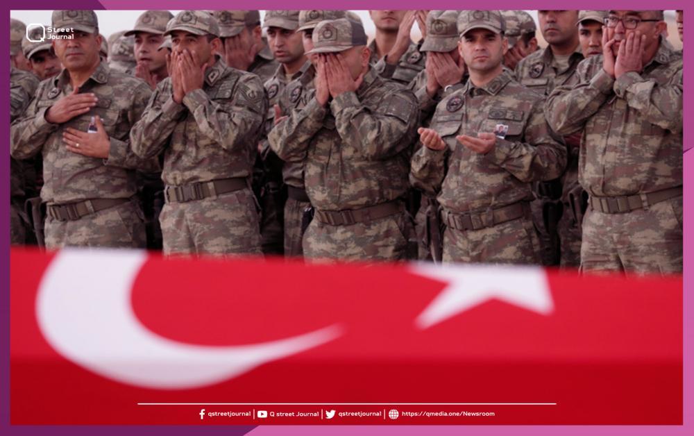 مقتل جنود أتراك شمال سوريا