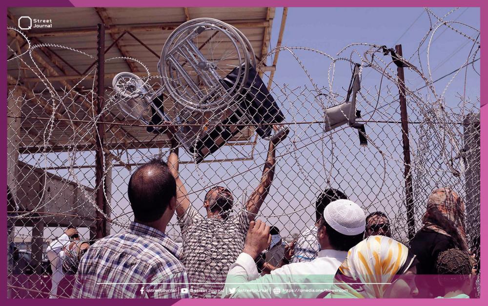 الاحتلال يخنق الحياة  في غزة