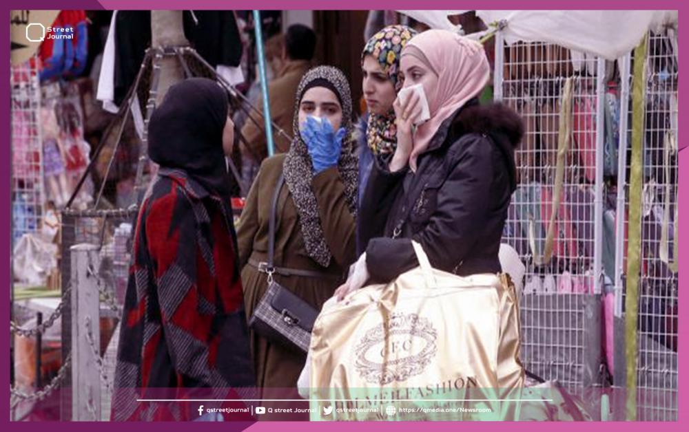 تسجيل أعلى عدد للإصابات بكورونا في فلسطين