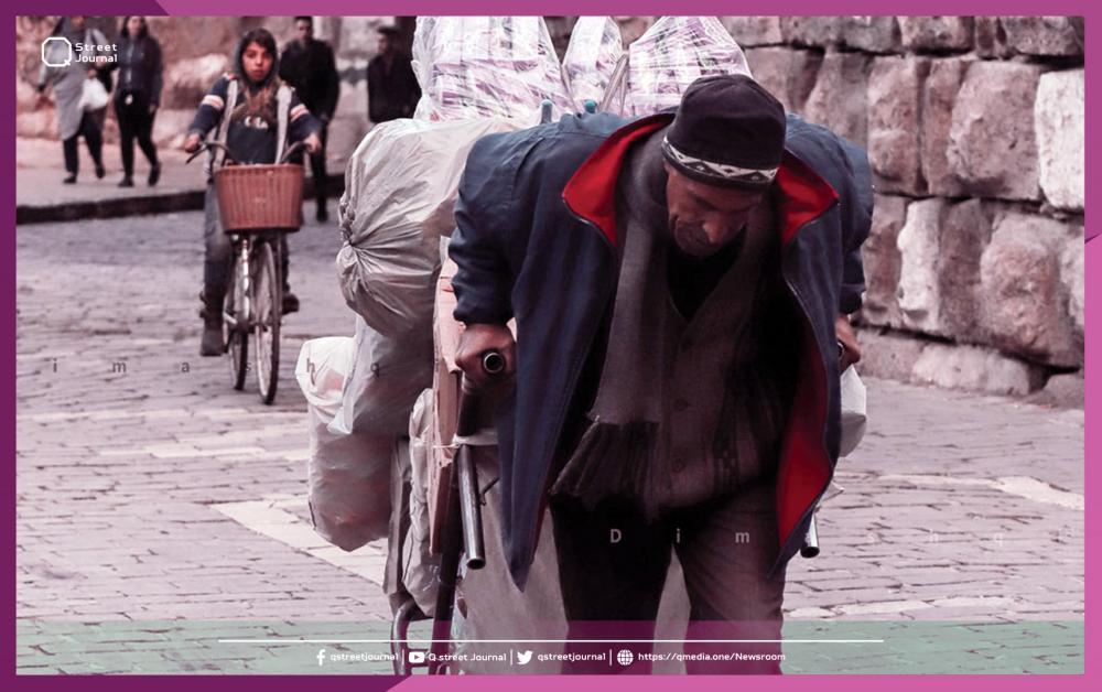 دراسة: 53 % من سكان دمشق تحت خط الفقر