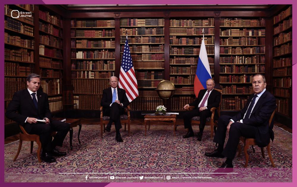قمة بوتين – بايدن.. لقاء بنّاء وإعلان مشترك
