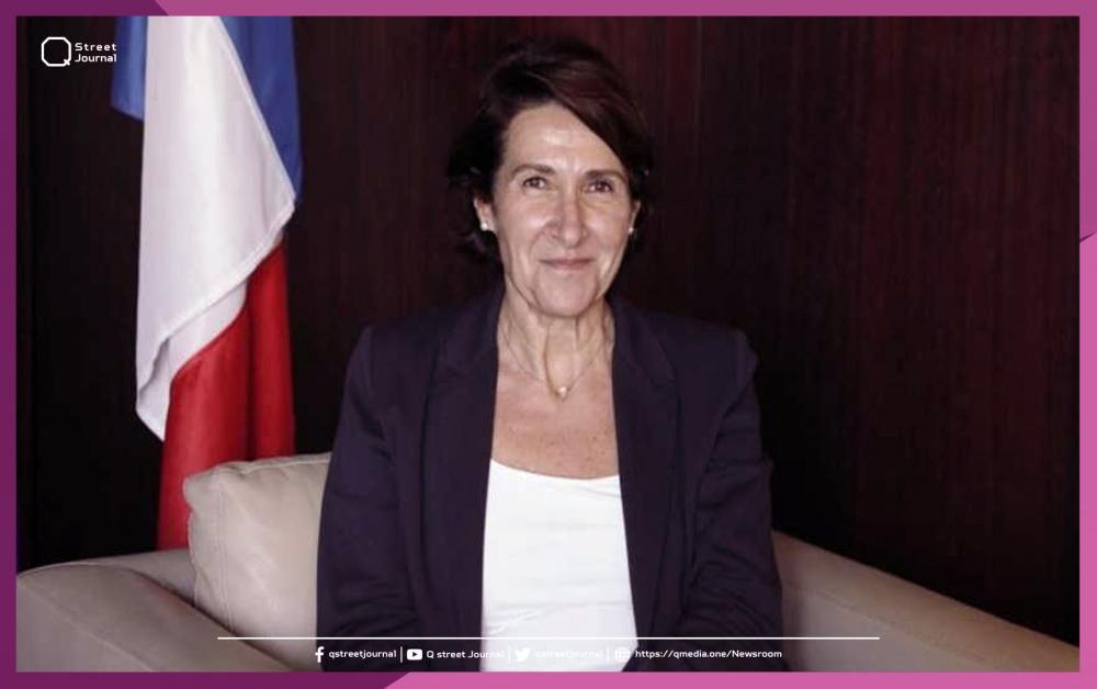 السفيرة الفرنسية «جنوب مستقر يعني لبنان مستقر»