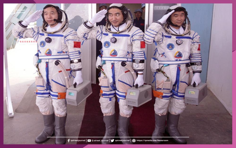 أول رحلة صينية بشرية للفضاء منذ 2016
