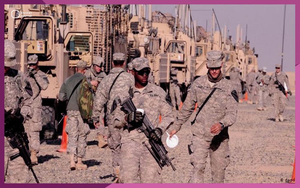 مباحثات أمريكية عراقية لانسحاب القوات الأمريكية من العراق
