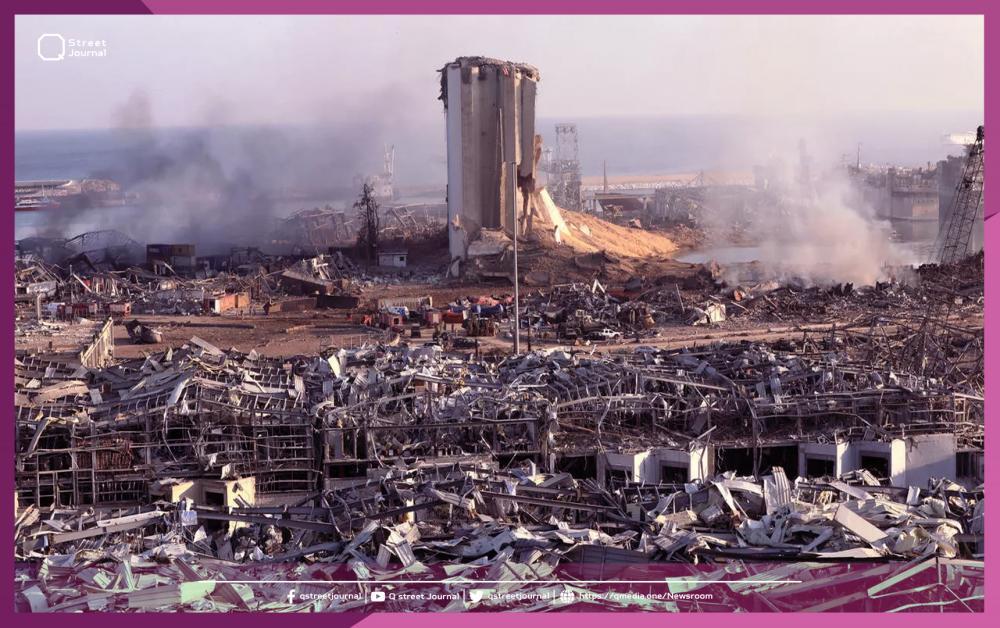 فرنسا تسلم لبنان معلومات جديدة حول انفجار المرفأ