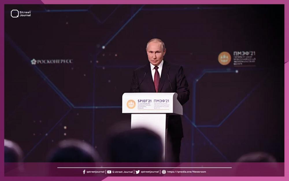 بوتين يكشف عن أجندة القمة المرتقبة مع بايدن