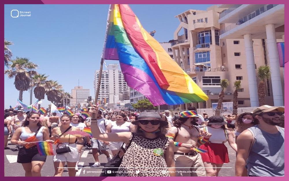 سلطات الاحتلال تعتقل أشخاص حاولوا الهجوم على مسيرة ضخمة للمثليين
