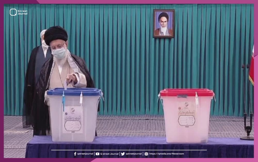 مراكز الاقتراع تبدأ استقبال الناخبين الإيرانيين