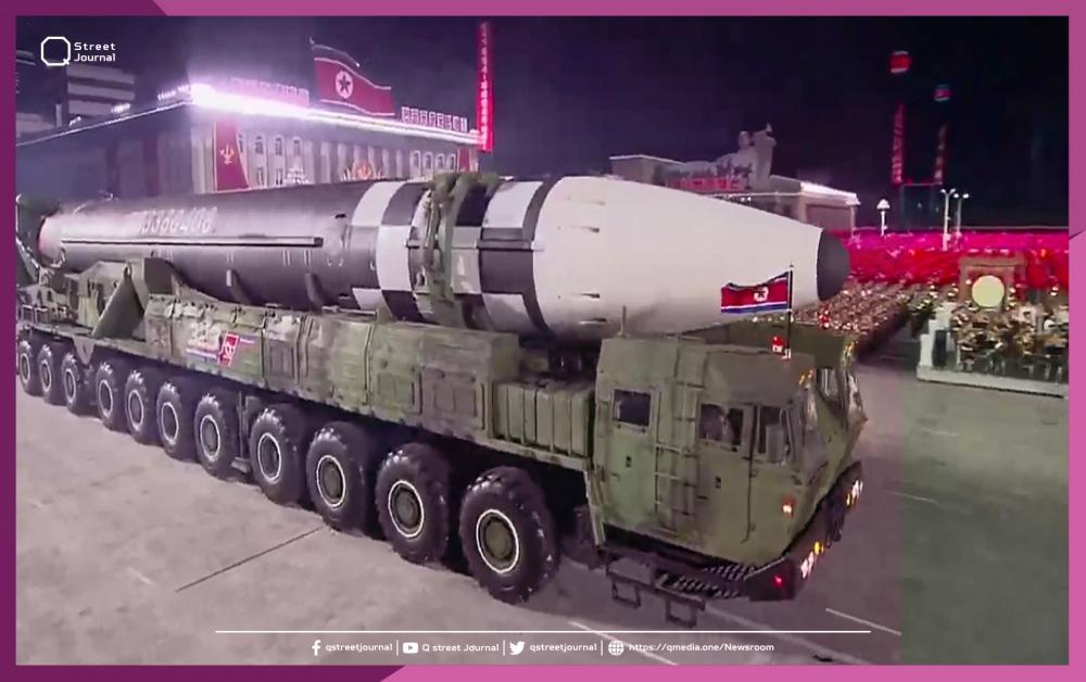 تمديد العقوبات الأمريكية على كوريا الشمالية
