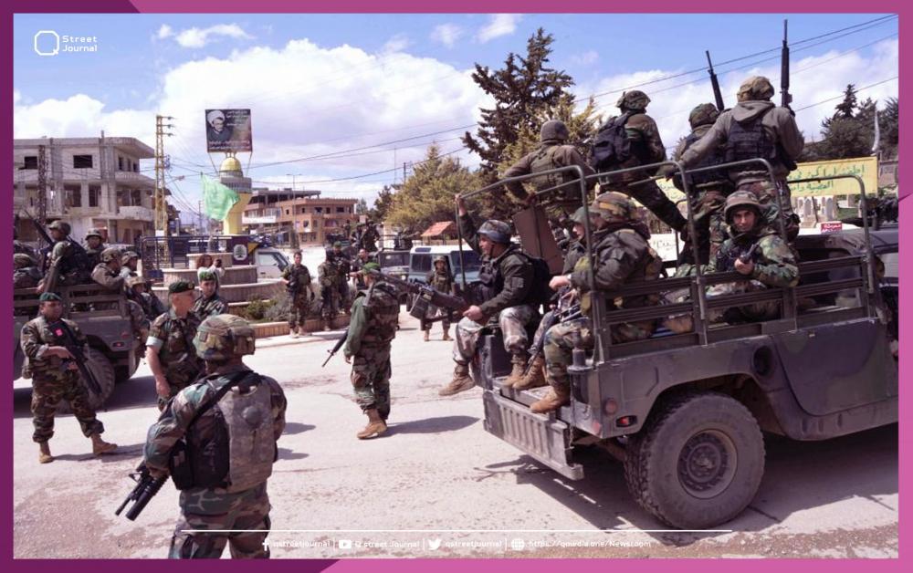 مداهمات للجيش اللبناني في البقاع.. ضبط معامل تصنيع المخدرات