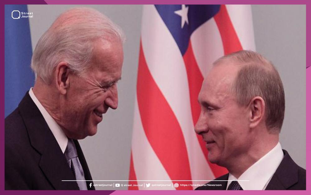 بايدن: بوتين شخص صارم وقوي