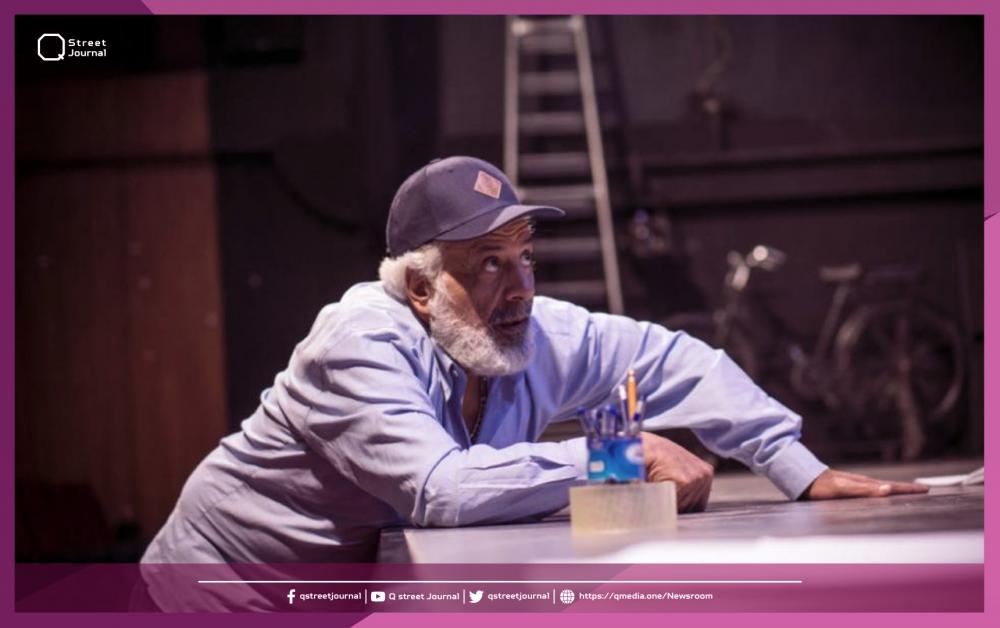 أيمن زيدان: «المسرح لن يموت»