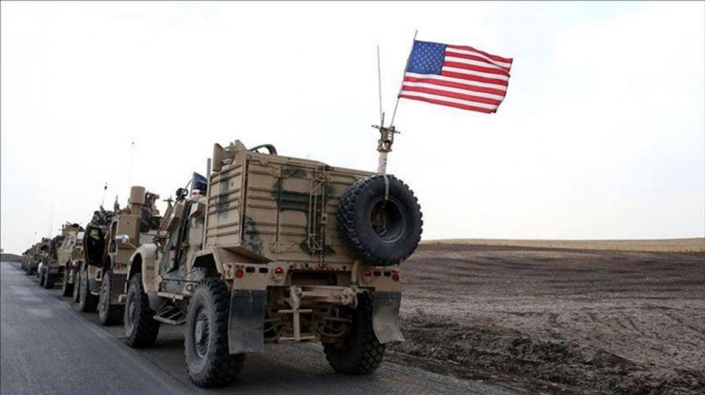 قادمة من العراق.. دخول قافلة عسكرية أمريكية إلى سوريا