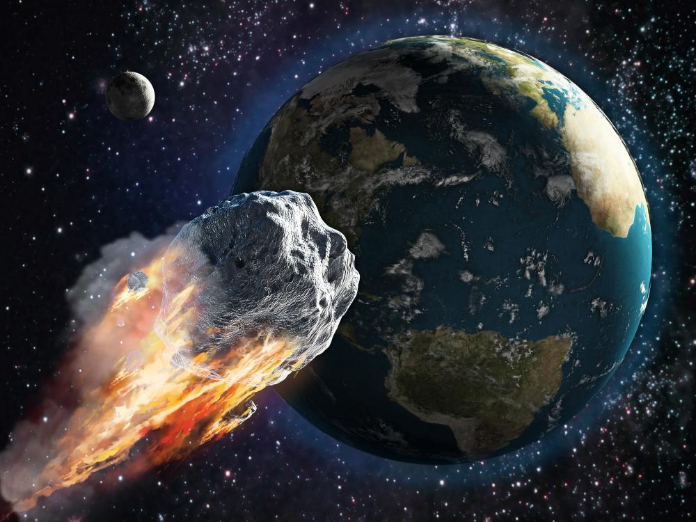 بحجم البنتاغون.. كويكب يقترب من الأرض ولكن!