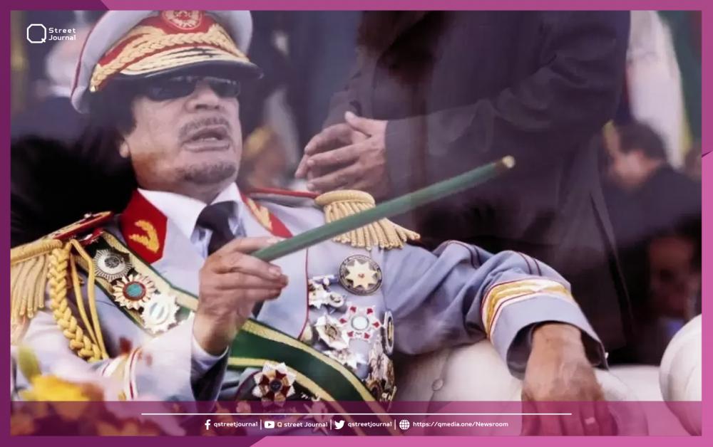 القذافي أراد التنحي.. ولكن؟