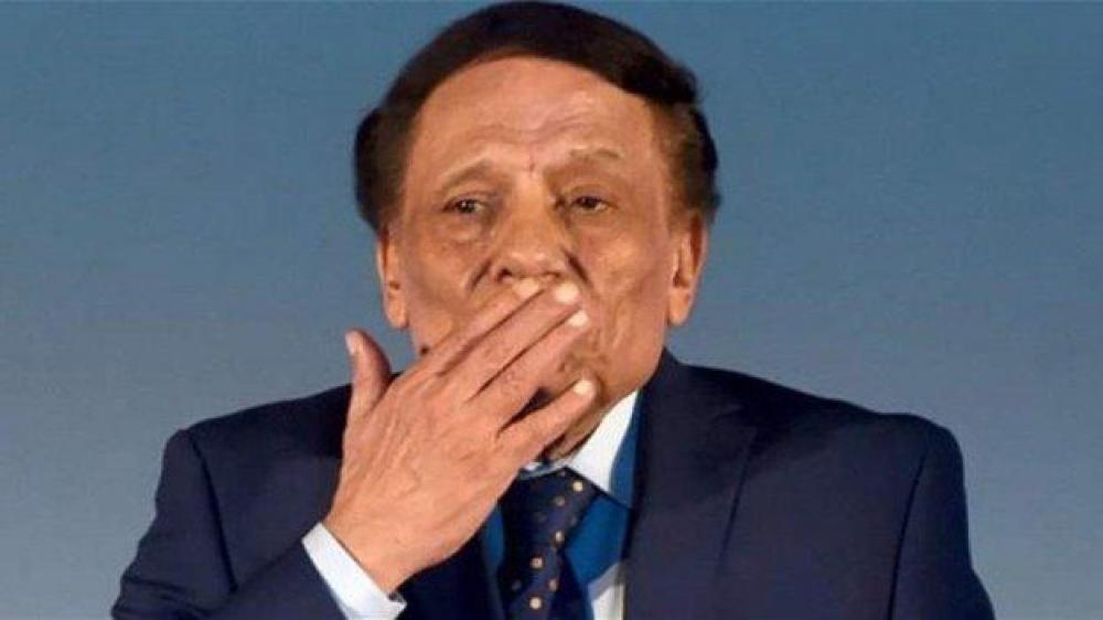"""هذا ما قاله """"الزعيم"""" عادل إمام حول وفاة الفنان حسن حسني"""