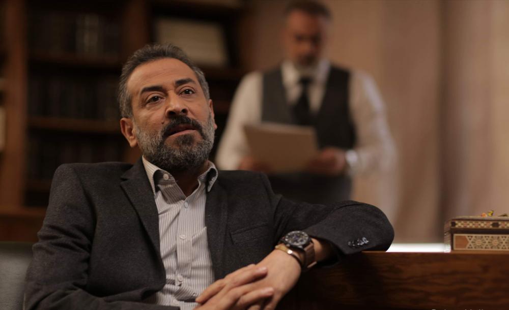 عبد المنعم عمايري في «الهيبة»