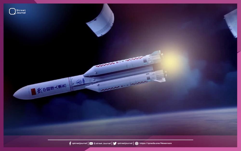 الصين تخرج عن صمتها بشأن الصاروخ الطائش