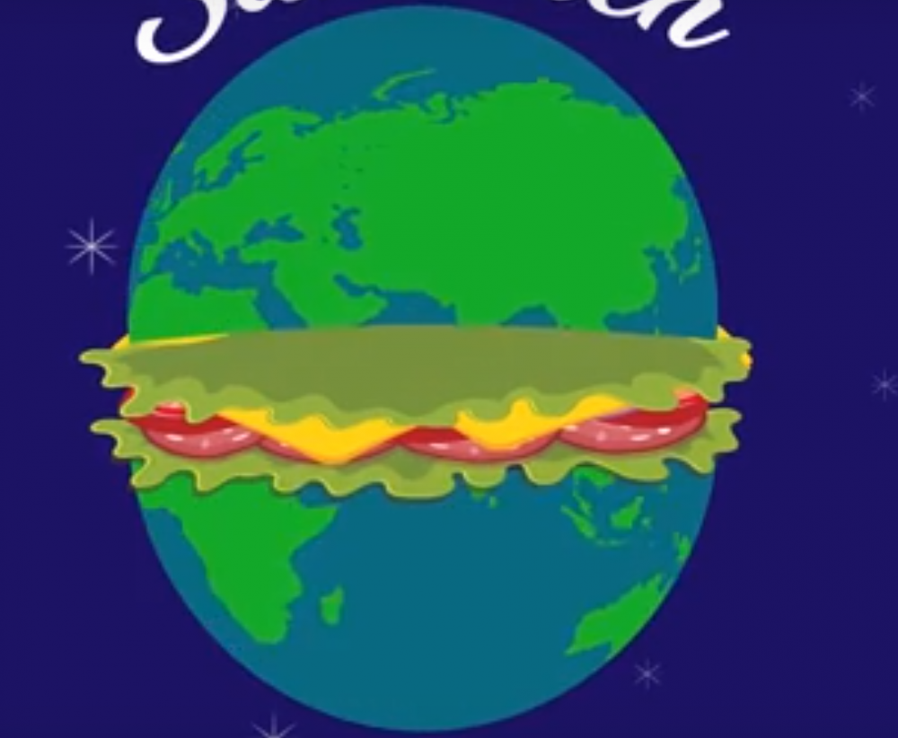 """سندويشة """"اليوم العالمي للسندويش"""""""