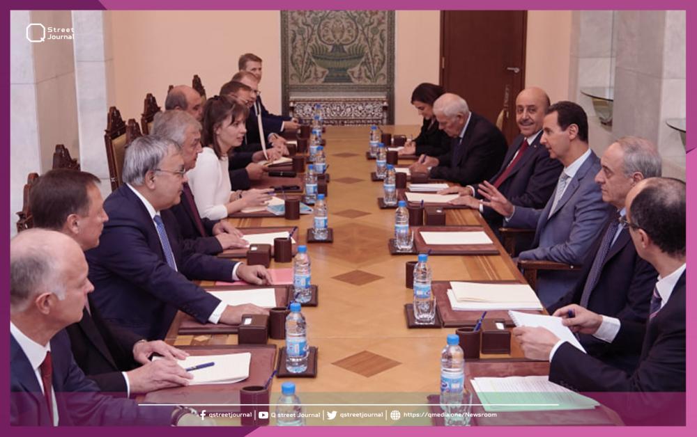 الرئيس الأسد: يجب التركيز على هذا الأمر في سوريا