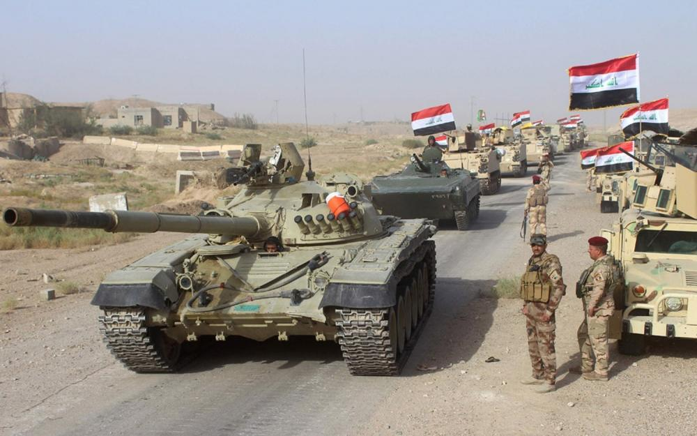 العراق يوافق على تسلم مسلحي داعش ولكن؟