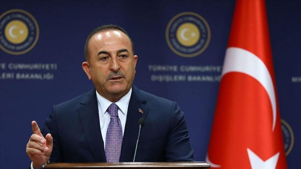 """الخارجية التركيّة تُشدد على شرعيّة """"نبع السلام""""!"""