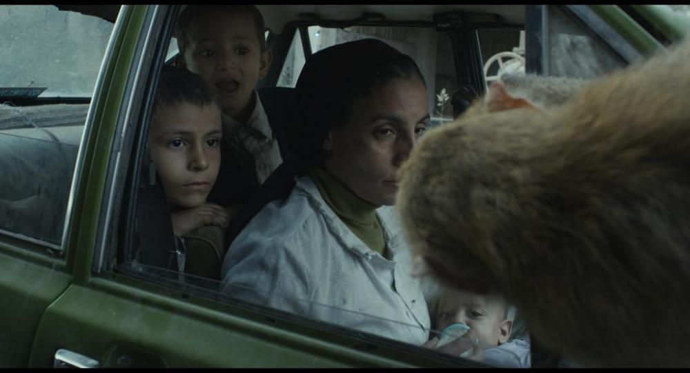 «ريش» فيلم مصري يسيء لمصر في الجونة