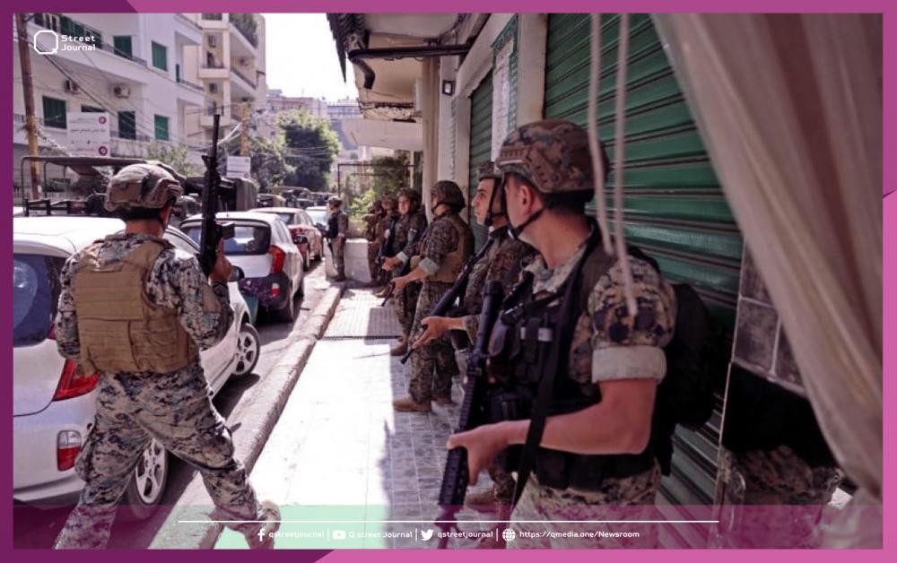 الجيش اللبناني يعلّق على فيديو يظهر فيه عسكري يطلق النار خلال مواجهات الطيونة