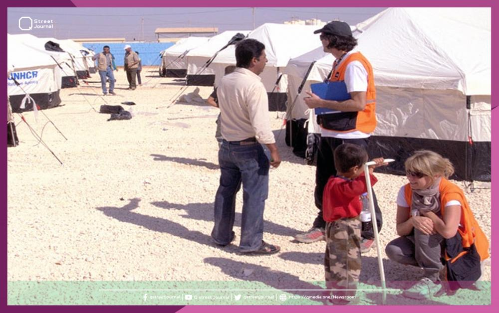 منظمة أممية تطرح قضية عودة اللاجئين السوريين إلى بلادهم