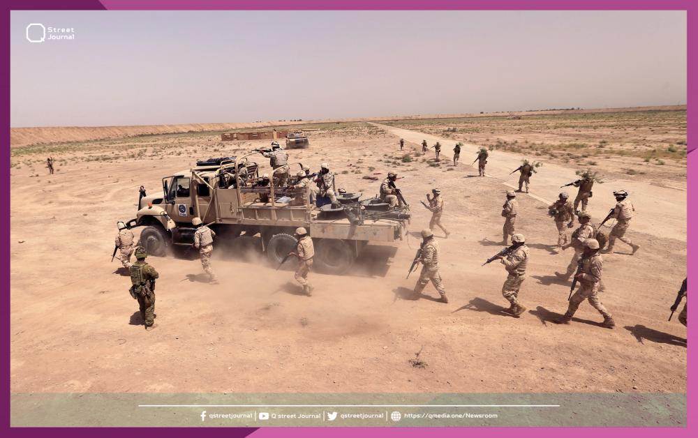 العراق يعلن السيطرة الكاملة على الحدود مع سوريا