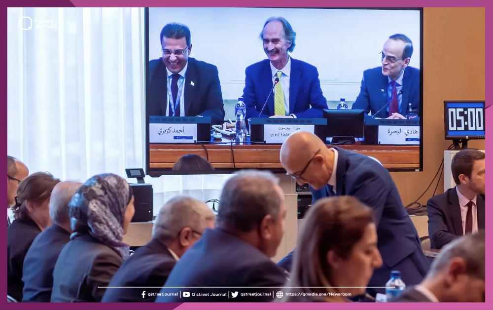 «المعارضة السورية» تؤكد الاتفاق في «الدستورية السورية»