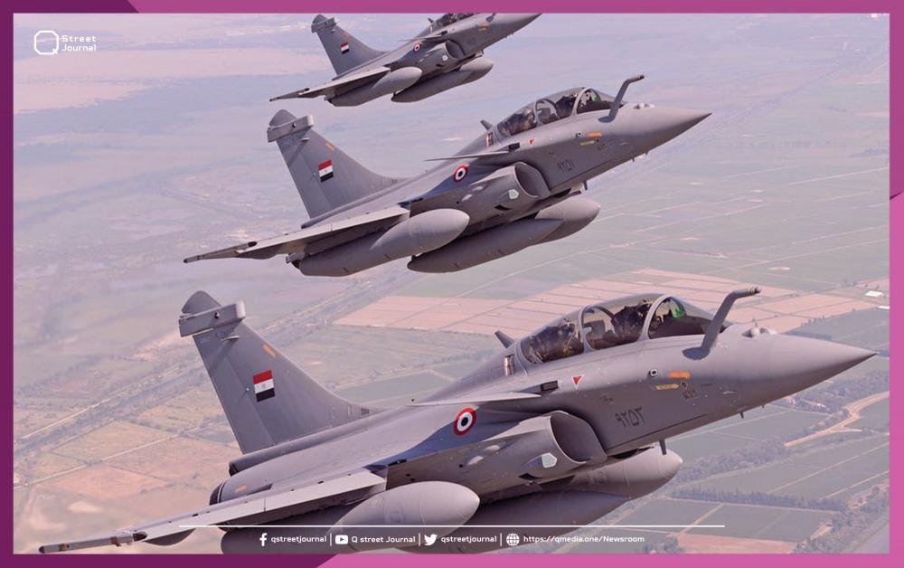 قدرات القوات الجوية المصرية