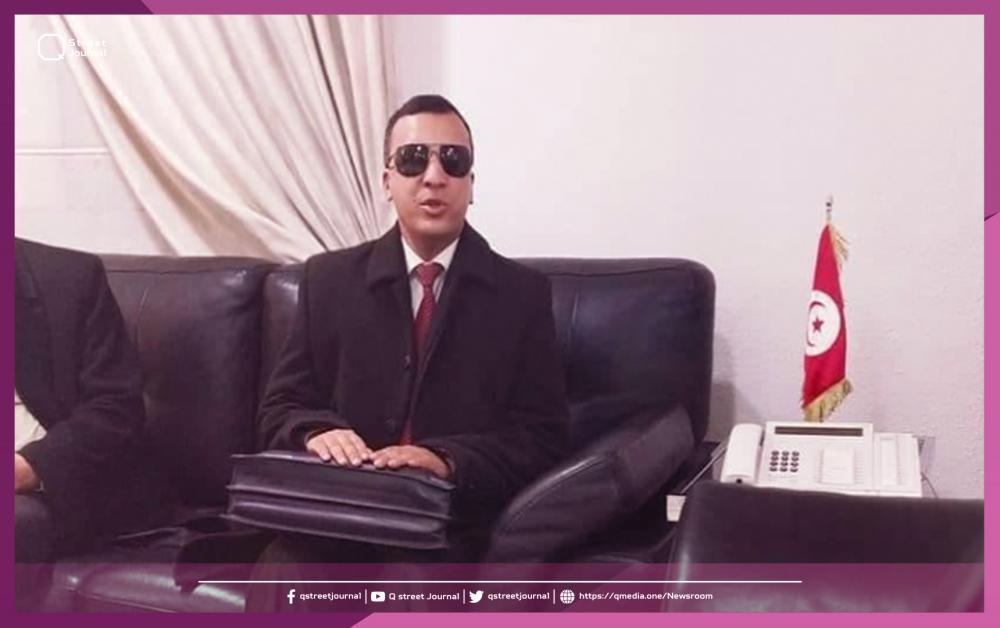 أول كفيف يشغل منصب وزير في تونس