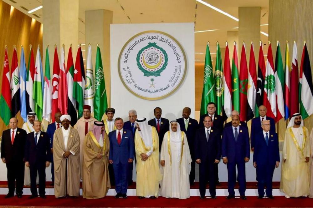 فلسطين تتخلى عن الجامعة العربية