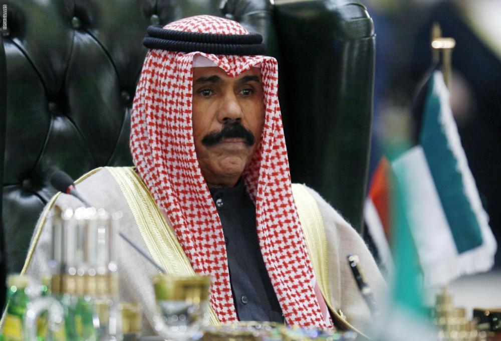 نواف الأحمد الجابر الصباح.. من هو؟