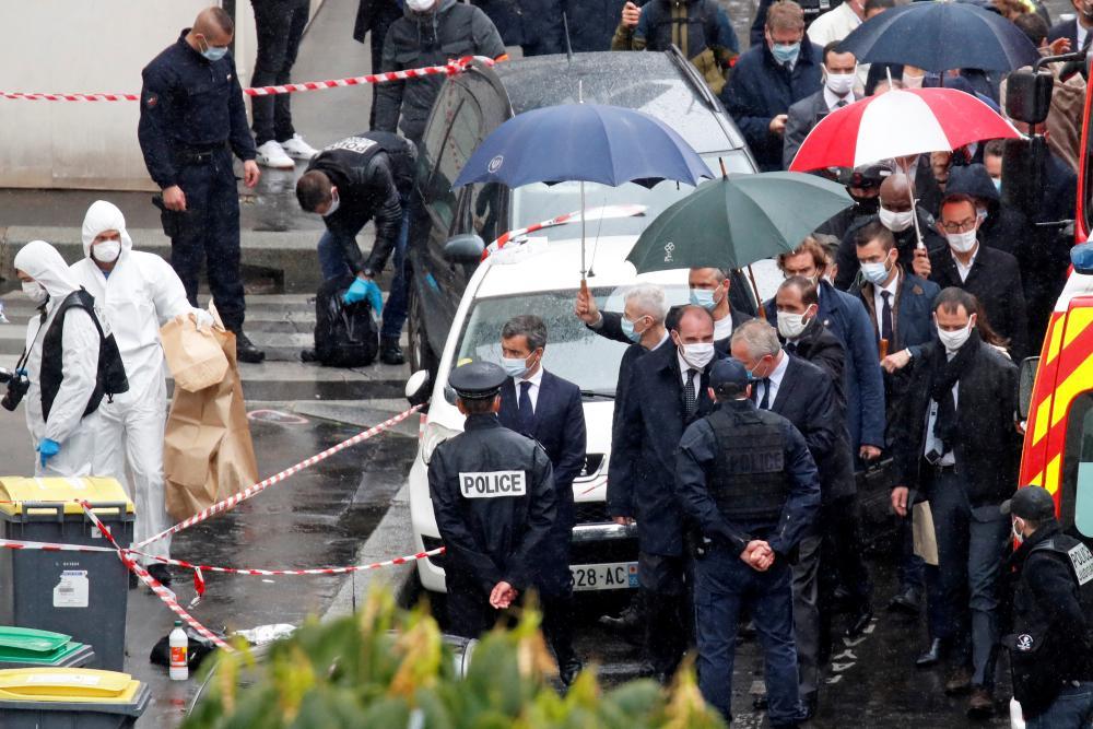 7 معتقلين على ذمة التحقيق من بينهم المنفذ بعد هجوم باريس