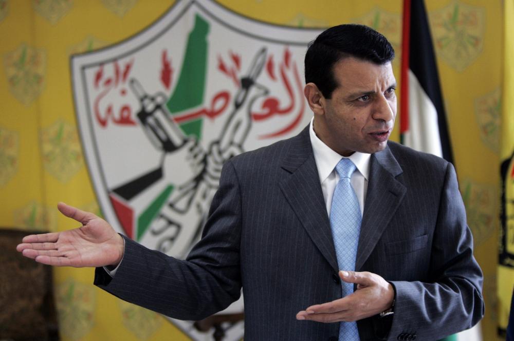 سفير أمريكا في فلسطين المحتلة: نرى في دحلان خليفة لعباس