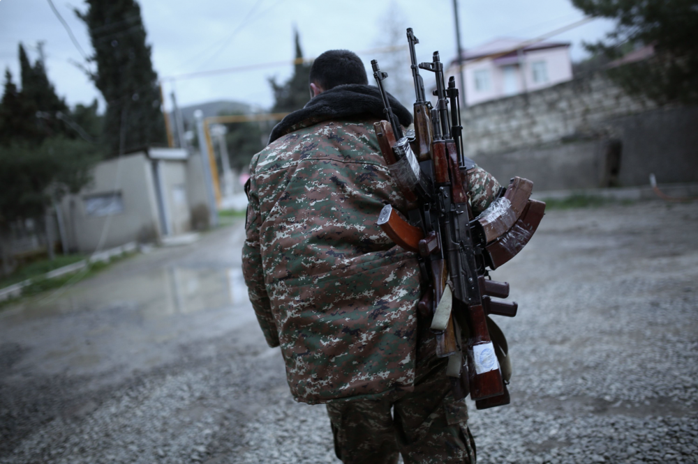 الناتو يدعو للتهدئة بين أذربيجان وأرمينيا.. وتركيا تصعد الموقف